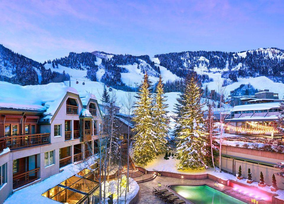 The Little Nell Aspen luxury travel